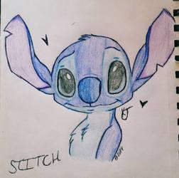 Stitch by Kadieja2