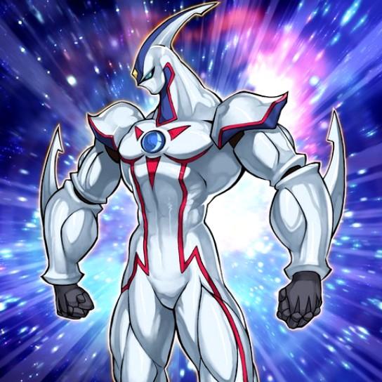 Elemental Hero Dark Neos: E-hero Neos By Inuzuma On DeviantArt