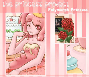 Polymorph Princess Preview by xStarrii
