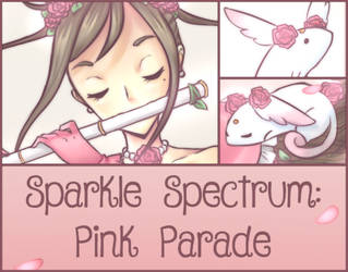 Pink Parade Preview by xStarrii