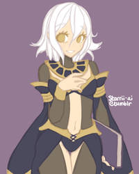 Sorceress by xStarrii