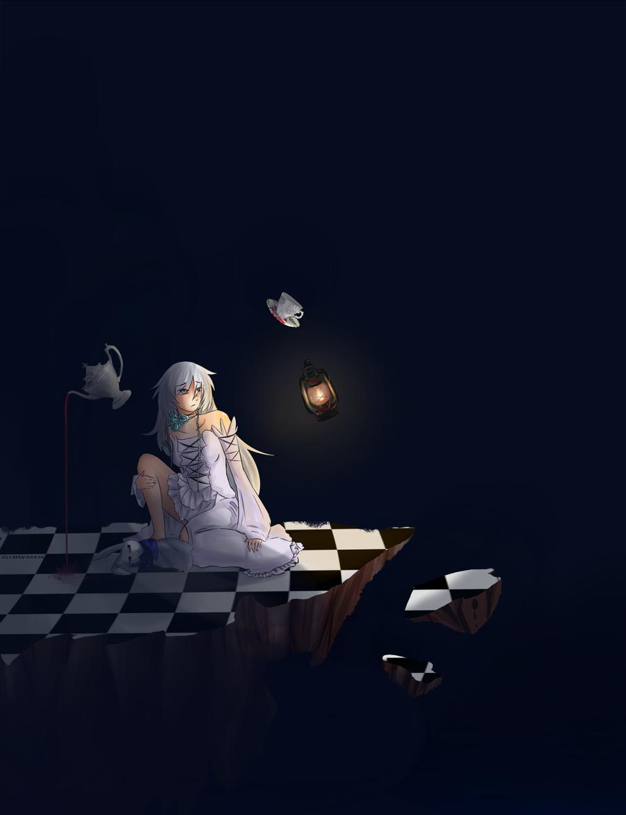 .Alone. by Silverrwind