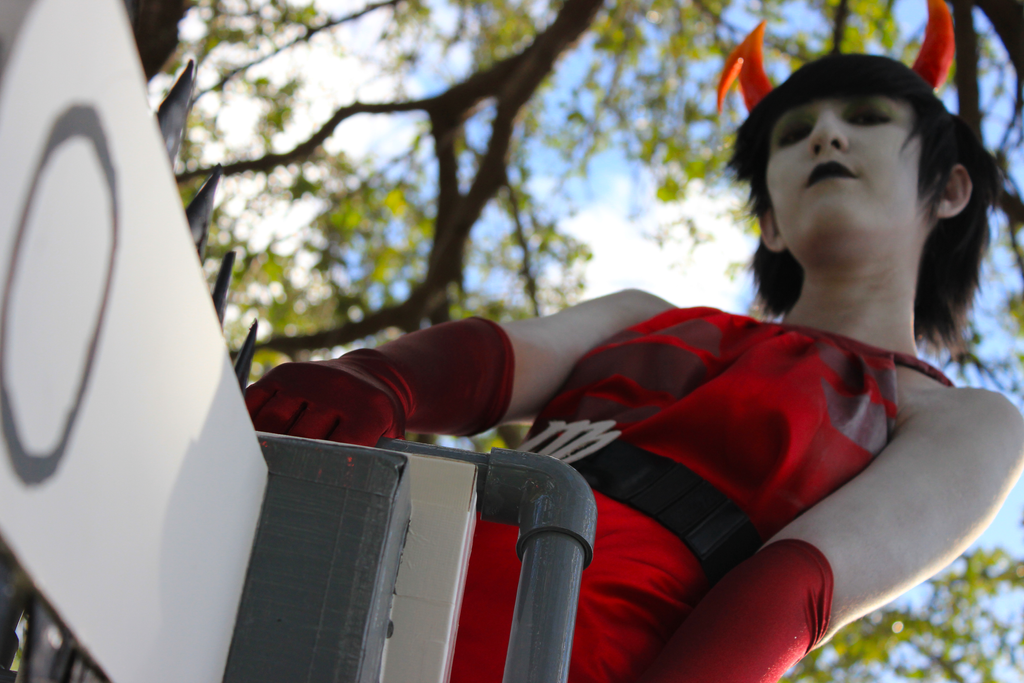 Kanaya (Supercon 2013) by Silverrwind