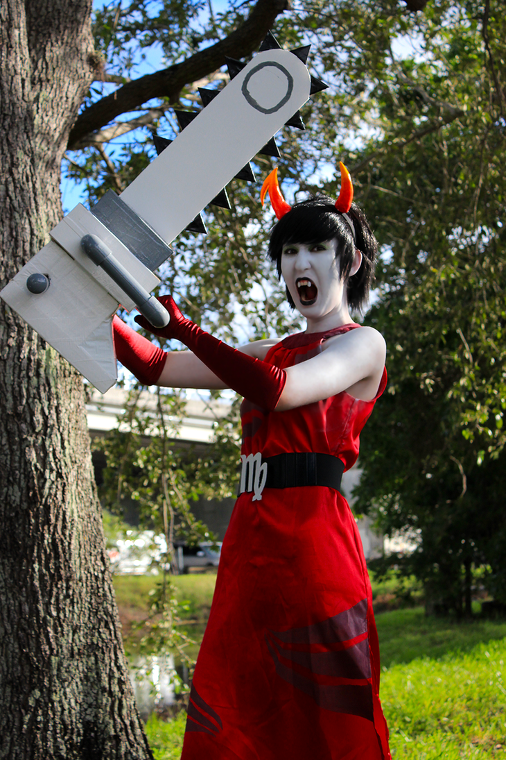 Kanaya #3 (Supercon 2013) by Silverrwind