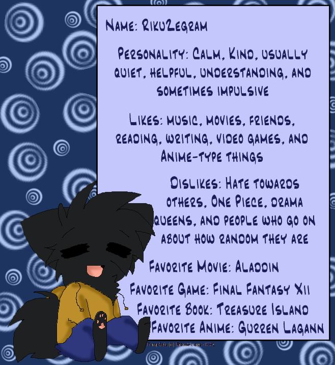 RikuZegram's Profile Picture