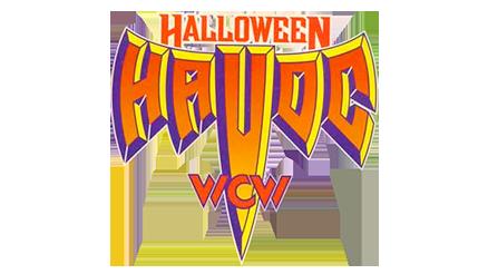 WCW Halloween Havoc Logo by Wrestling,Networld