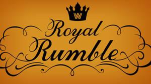 WWE Royal Rumble 1988 Logo
