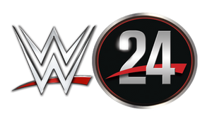 WWE24 Logo