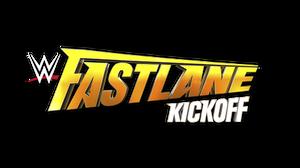 WWE Fast Lane KickOff 2015 Logo