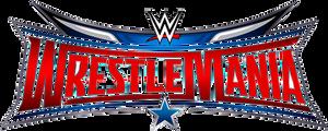 WWE Wrestlemania 32 Logo