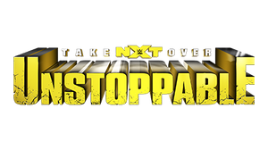 WWE NXT Takeover - Unstoppable Logo