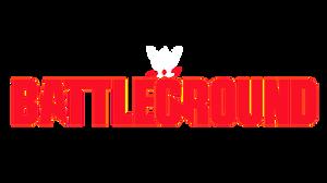 WWE Battleground 2015 Logo