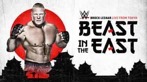 WWE Beast in the East Logo 2015