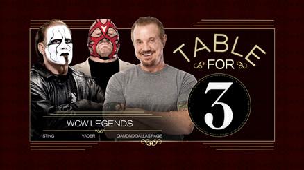 wwe table for 3 wcw legends logo 2015 by wrestling networld on deviantart. Black Bedroom Furniture Sets. Home Design Ideas