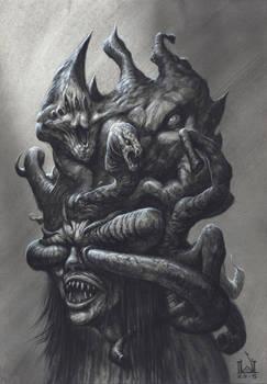 Pyschomorphic Nightmare Parasite - DMWright