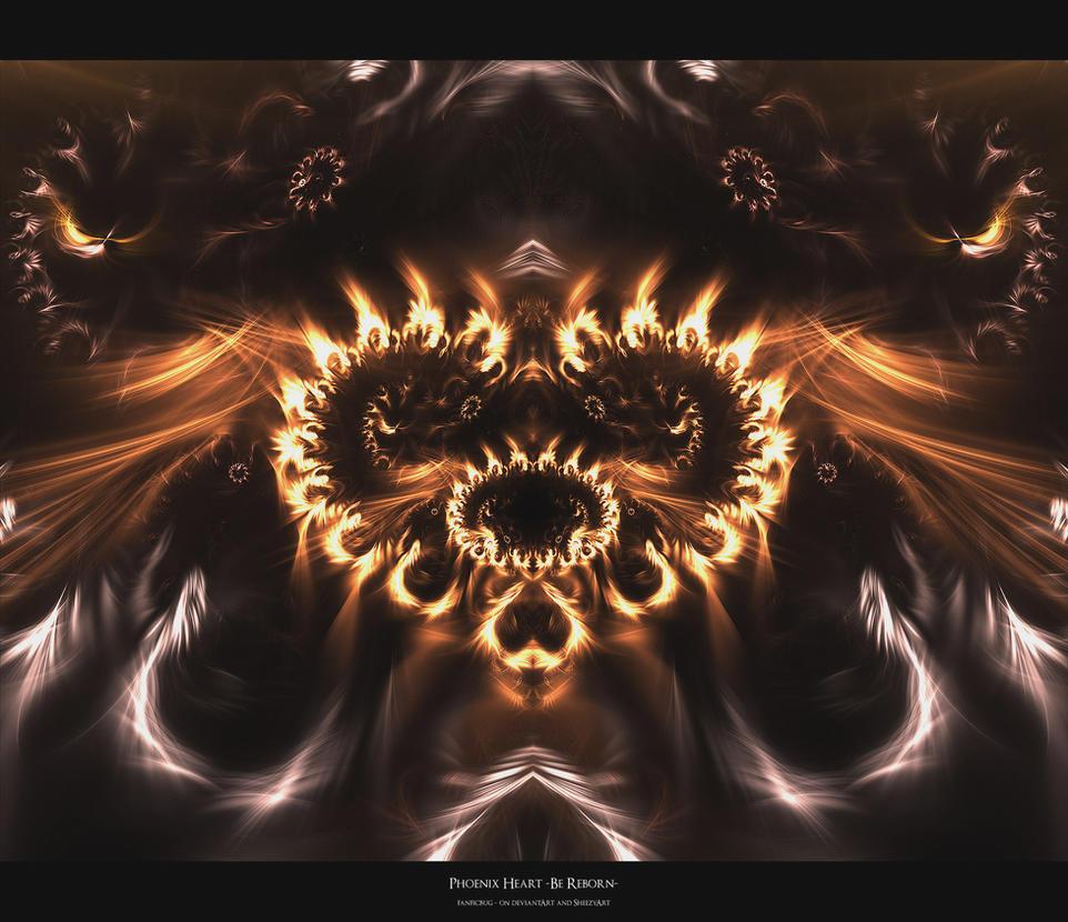 Phoenix Heart -Be Reborn- by fanficbug