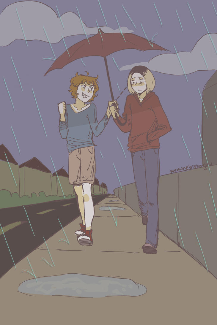 Kenhina Week Thingy by Just-Me143