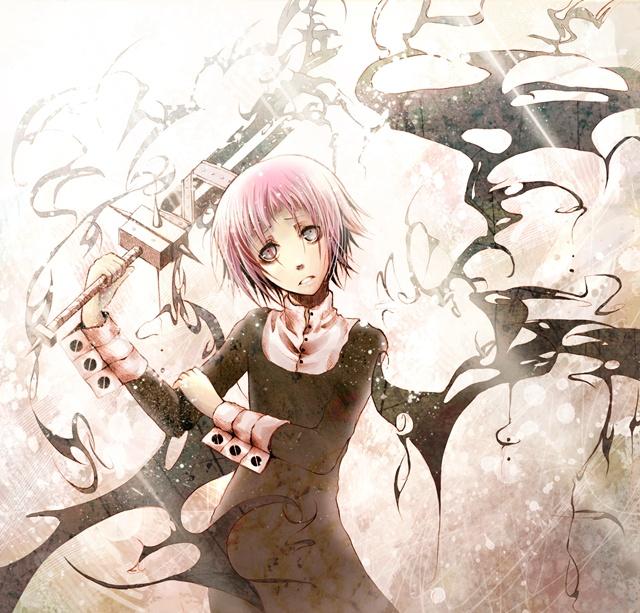 Soul Eater : Chrona by H2O-kun