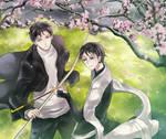 xxxHolic : Domeki and Watanuki