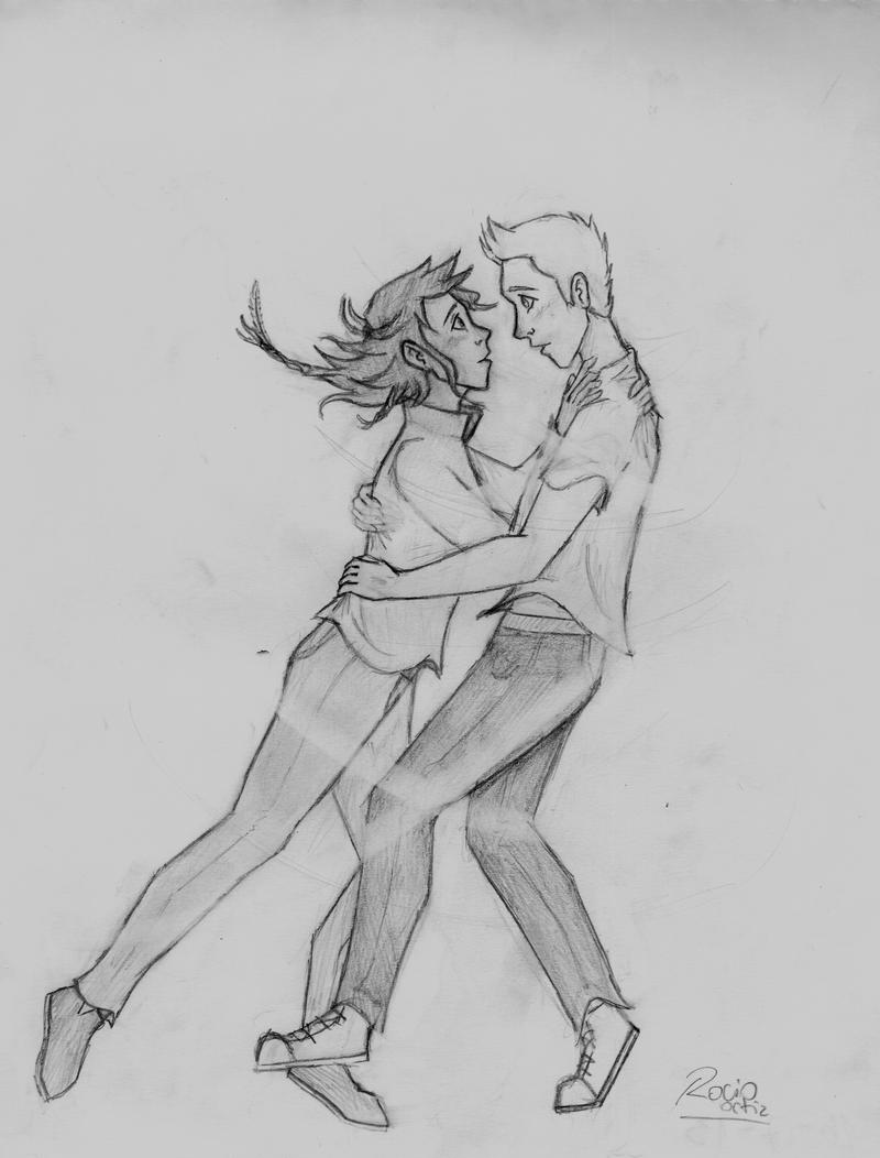 Piper and Jason by Rocio162