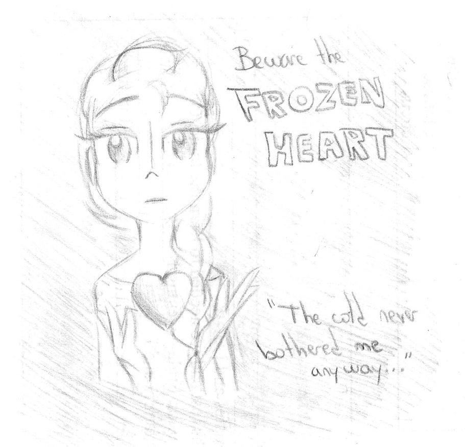 Beware The Frozen Heart by Tutuna99