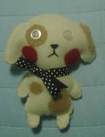 Puppy Plush by LazySensei