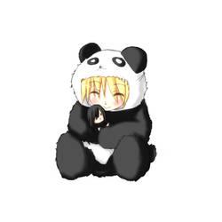 Panda Mascoto by LazySensei