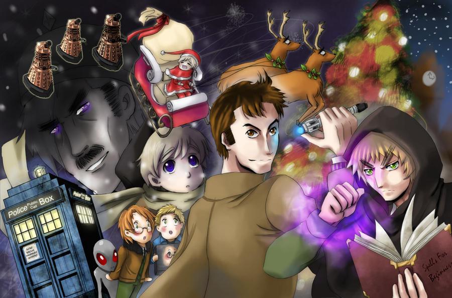 APH+DW: Eternal Winter by LazySensei