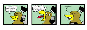 Billy the Platypus Strip 260
