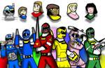 Power Rangers Turbo Ver. 1 by SuperJeff62