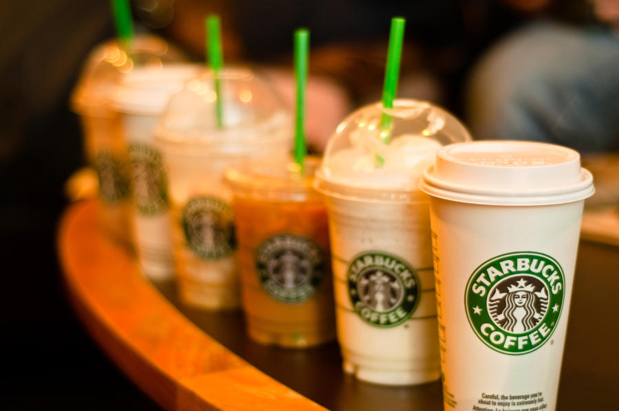 Starbucks Coffee by saldon