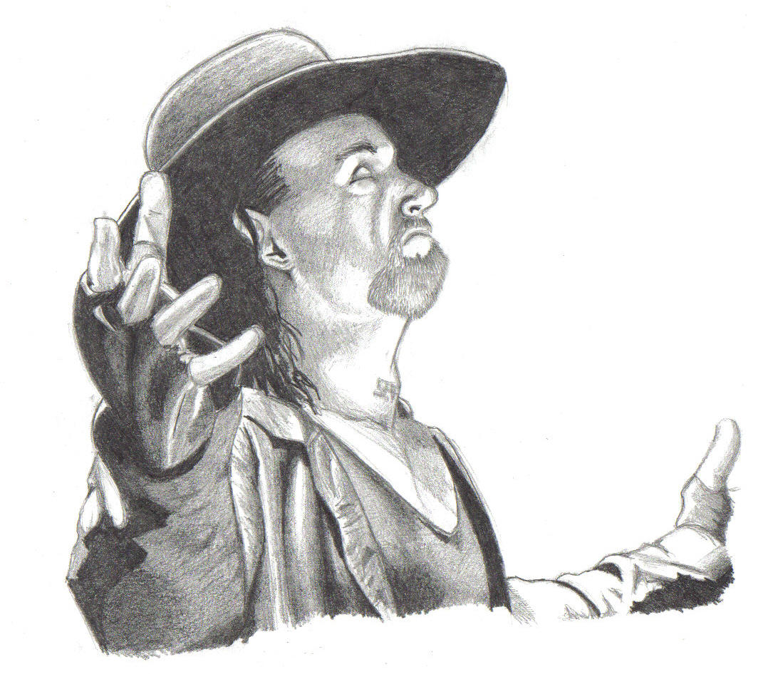 Uncategorized How To Draw The Undertaker undertaker by faceeraser on deviantart faceeraser