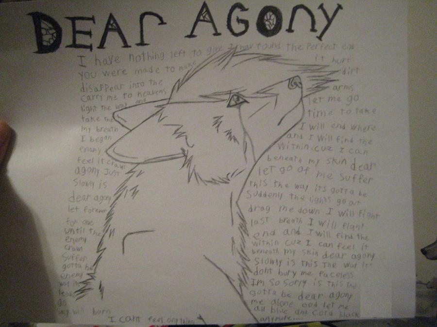dear agony by lllshadowlll on deviantART