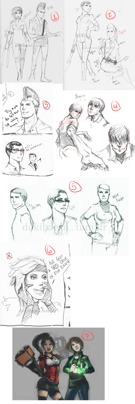 GR: tumblr sketchdump by Sui-Sui
