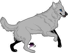 Pixel Freebie [Wolf]