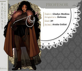 Radegast Elementarna: Gladys Medina