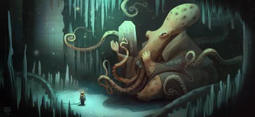 Octopus Guardian