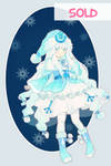 [Closed] Auction Seasons inspired adopts : Winter