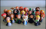 Chibi Potter Collection