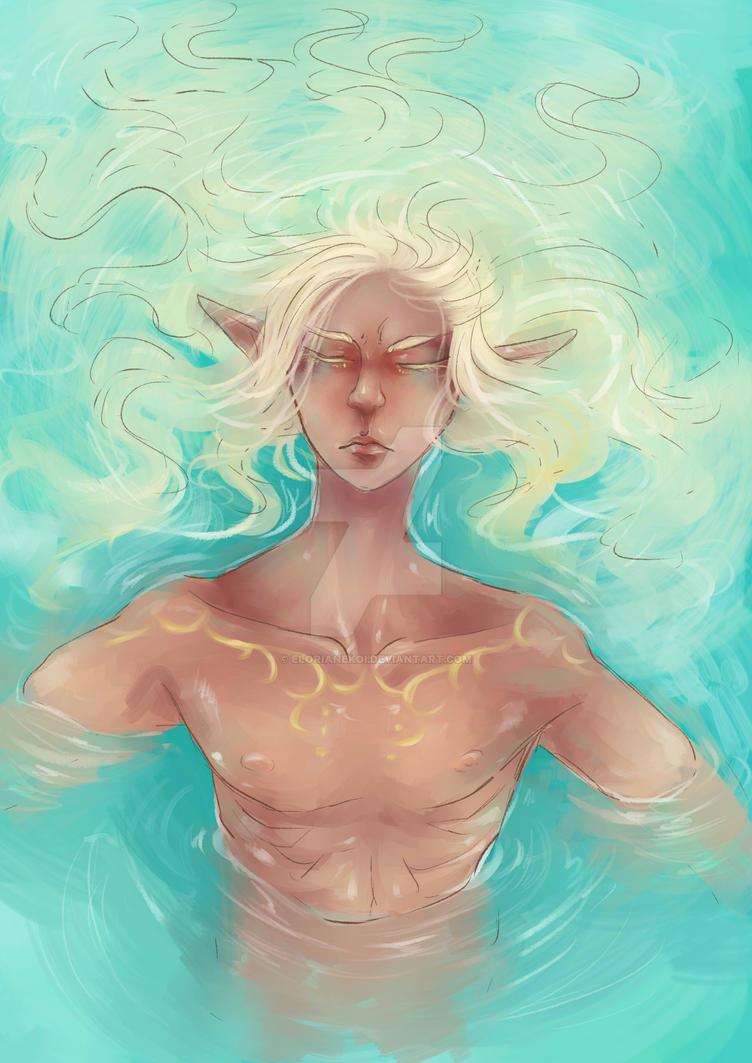 Water by EloriaNekoi