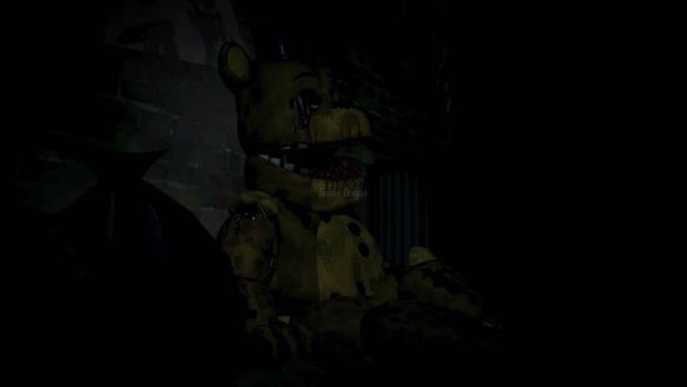 [SFM FNaF] He's... Here..