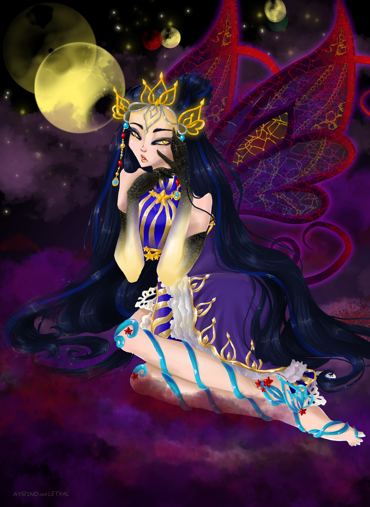 Chelsea Enchantix by AyrinD