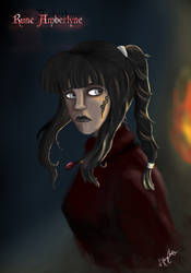 Rune's alt eye colour