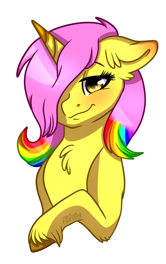 AT: Prismatic Amber by ArtistCoolPony