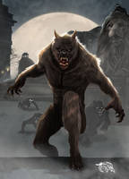 Werewolves of London by kmjoen