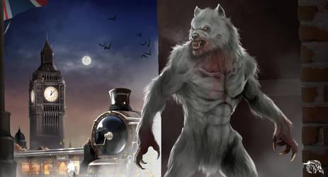 Werewolves of London-Train Station