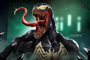 Venom by kmjoen