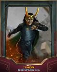 Loki-Thor Ragnarok