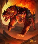 Cerberus, Gatekeeper of the Underworld