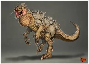 Creature Design-the Howler